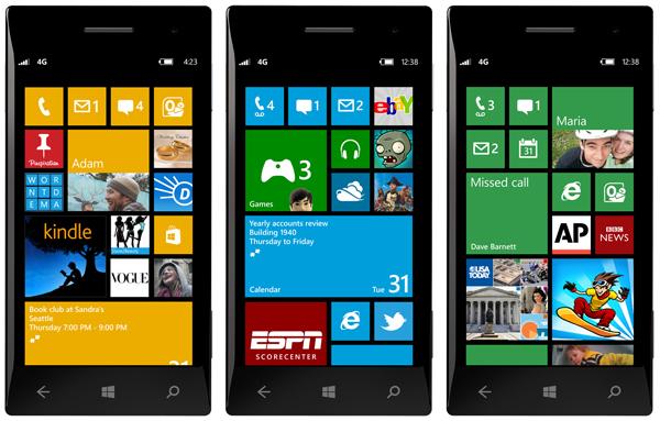 8 fitur baru Windows Phone 8