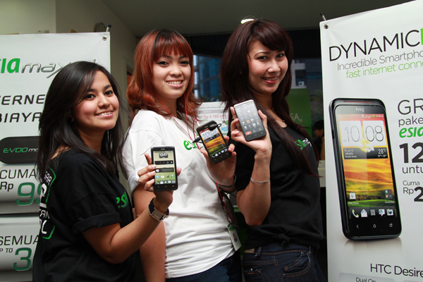 Photo of Paket Bundling Esia max-d dengan HTC Desire VC