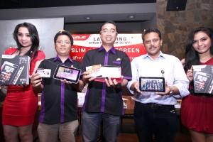 Gratis Internet 7 Bulan TELKOMSELFlash dengan Paket Cyrus TVPad Slim 1