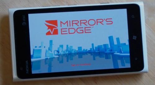 Mirrors Edge, Game Pertama dari EA di Nokia Lumia