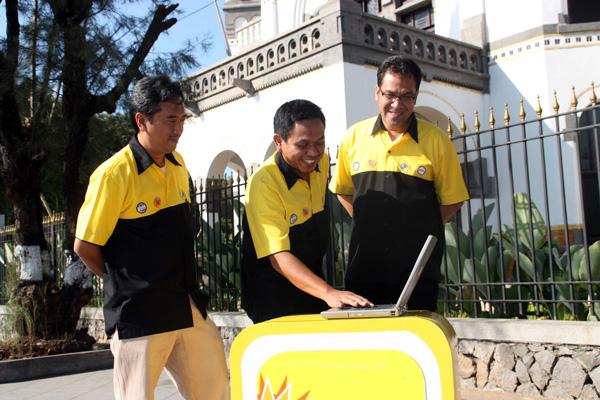 Jaringan  Indosat  mendukung Program Mudik dan Lebaran