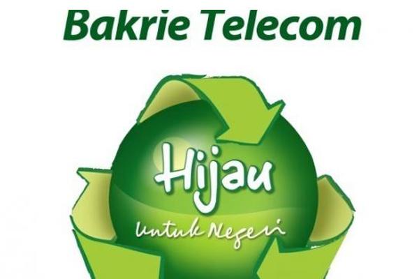 Bakrie Telecom tuntaskan 3 TARGET HIJAU UNTUK NEGERI