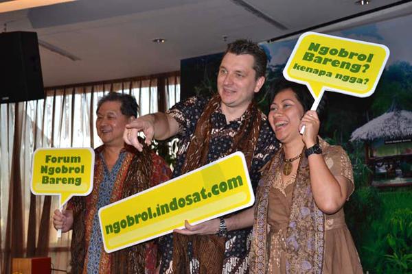 Forum Ngobrol Bareng Berbagi Solusi & Informasi