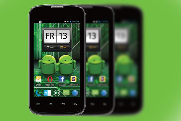 OS Android Platform 4.0 ICS pertama dari S Nexian