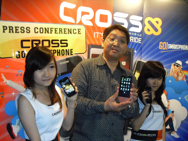 Photo of CROSS A8T  GO SMARTPHONE