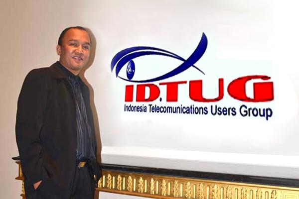 Muhamad Jumadi  dipilih Sebagai Board Members of INTUG