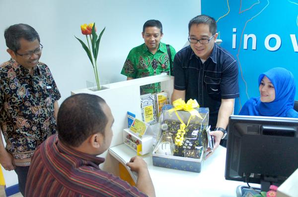 Ulang Tahun ke 45 Indosat, semoga terus melesat