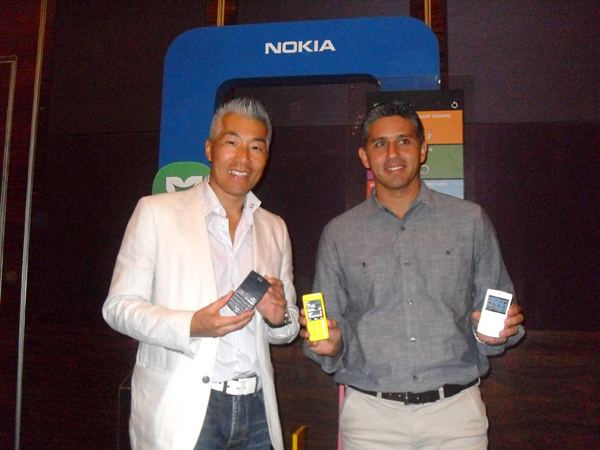 Photo of Nokia Asha 205 & Nokia 206,  Henpon sosial media