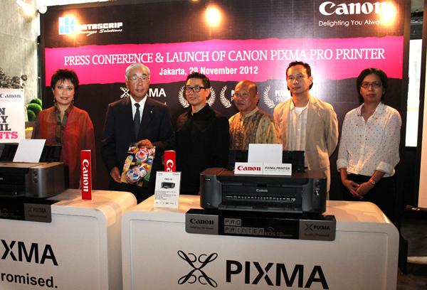 Printer Foto Profesional dengan Kualitas Prima & Teknologi Wi-Fi