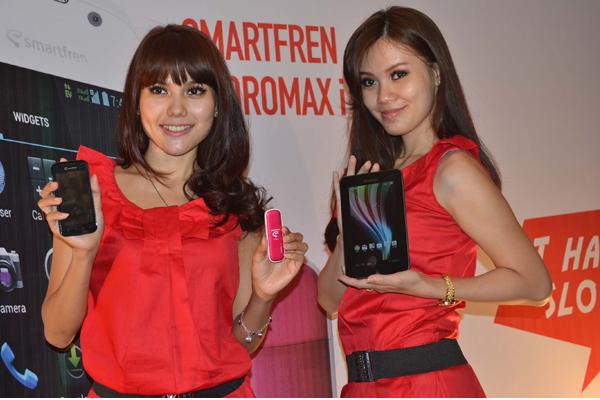 Tiga produk Gadget Terbaru dari  Smartfren
