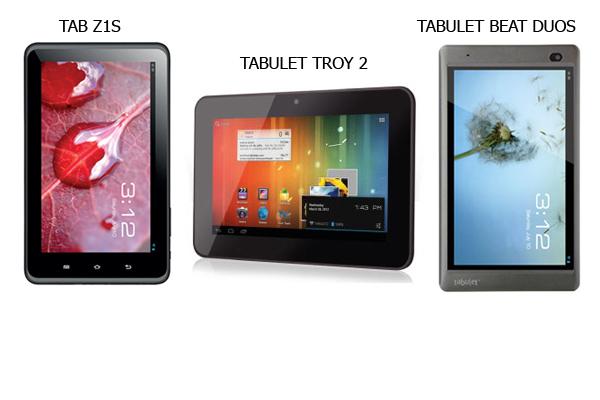 Tablet Murah dengan kemampuan melimpah dari Tabulet