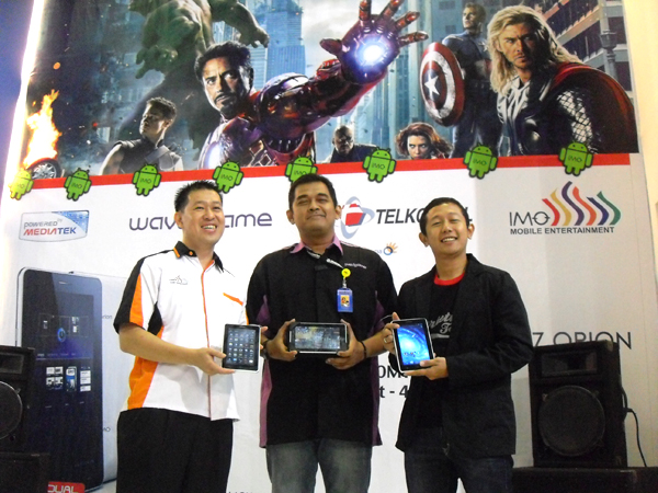 Photo of Bermain Game Online di Tablet IMO Orion