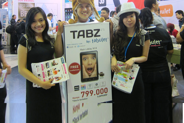 Tab Z1S tablet murah dengan fitur yang lebih Wah