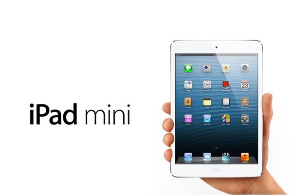 iPad mini, Walau Mungil kinerja Terampil