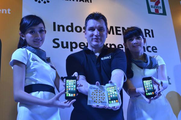 Super Lengkap  iPhone5 dengan Indosat Super WiFi