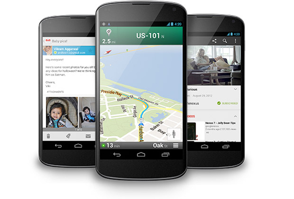LG Nexus 4 ok