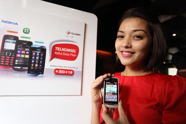 layanan Internet Cepat dari Telkomsel & Nokia