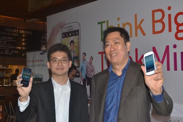 Samsung Galaxy S III Mini Berkemampuan Maksi