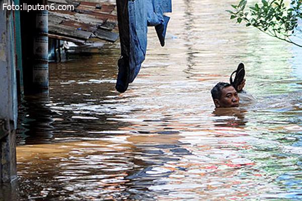 SMS Gratis Untuk Korban Banjir