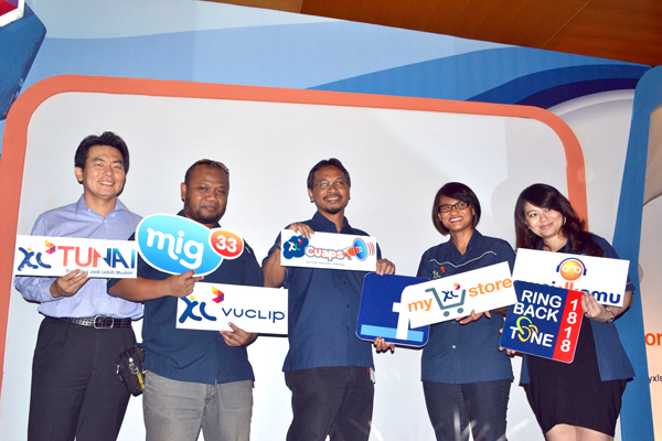 Photo of XL Dirikan Toko di Facebook