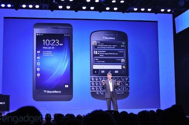 BlackBerry 10  Desain, Teknologi, dan kenyamanan Baru