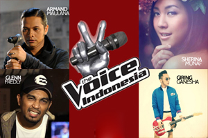 the voice indonesia juri ok