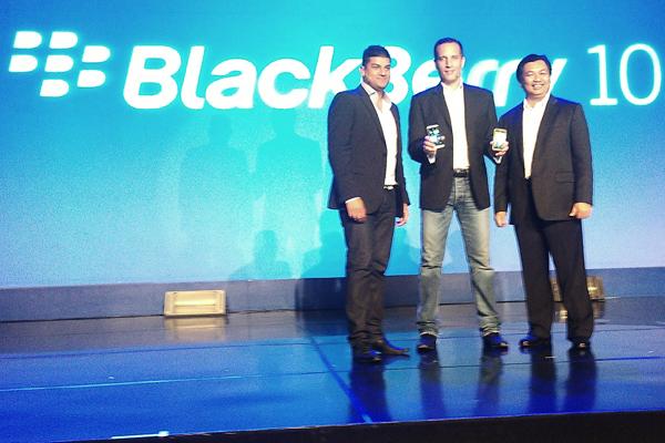BlackBerry Z10 hadir resmi di Indonesia.