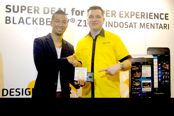 Photo of BlackBerry Z10 SUPER DATA PACKAGE INDOSAT