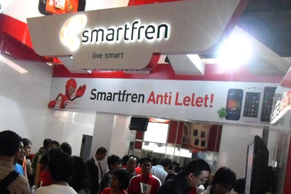 Smartfren Mohon Maaf Atas Gangguan Layanan Data