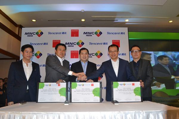Kolaborasi MNC Media, Tencent dan Hillhouse di WeChat