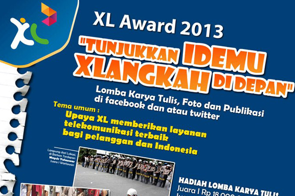 XL Kembali Menggelar XL Awards 2013