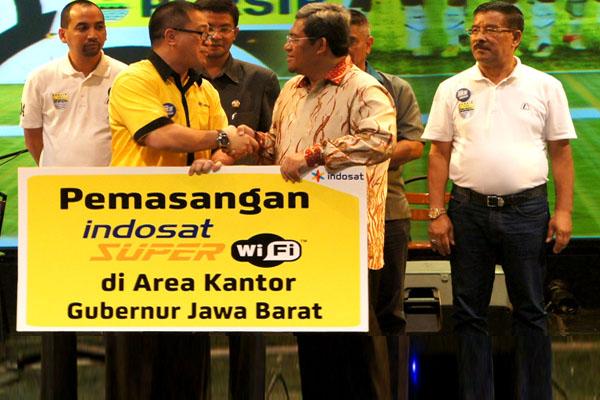 Indosat Hadirkan IM3 Khusus Bobotoh Persib