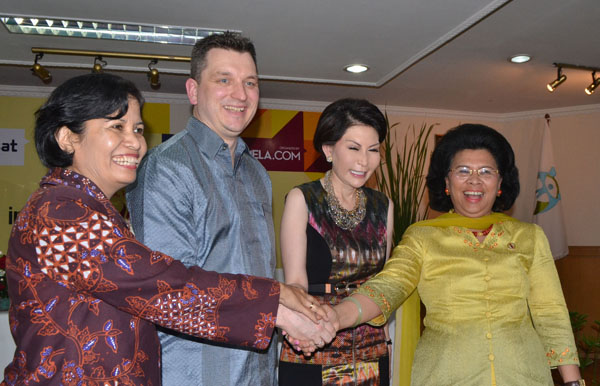 Photo of Indosat Gelar Indonesia Womenpreneur Competition
