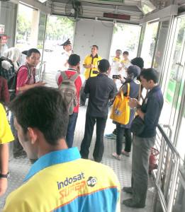 Super WiFi Indosat a
