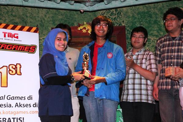 5 Tim menang Juarai XL GameHack