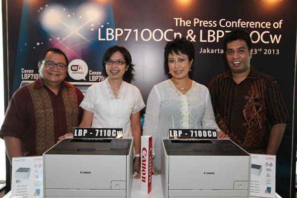 Photo of Laser Printer warna dari Canon untuk Bisnis Small & UKM