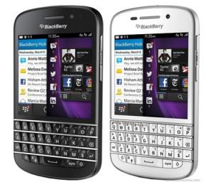 BlackBerry Q10 1 ok