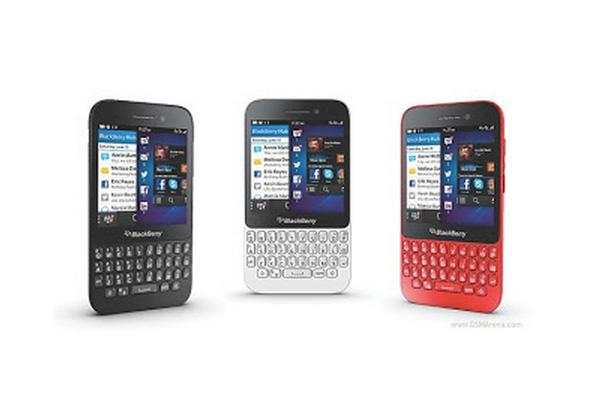 Blackberry Q5 siap dipasaran, Mau ?