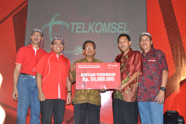 Photo of Telkomsel Antisipasi Lonjakan Trafik Lebaran
