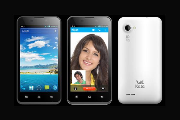 Kata i1 (ai wan) Smartphone merek baru nan Menawan