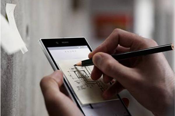 Photo of Xperia ZU: Bisa Dengan Pinsil Tak Perlu Stylush Untuk Menulis