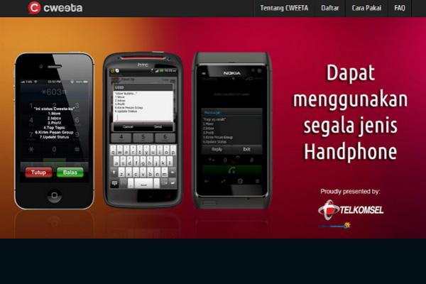 Photo of Telkomsel Hadirkan Sosial Media CWEETA