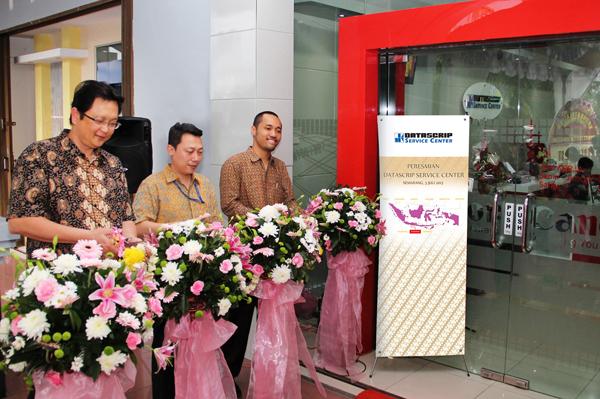 Datasrip membuka Service Center (DSC) di Semarang