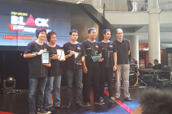 Apps Competitions yang mengutamakan Orisinil, Fun & User Friendly