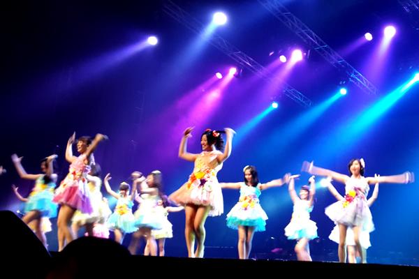 Indosat Dukung Konser JKT48 di 5 Kota Besar di Indonesia