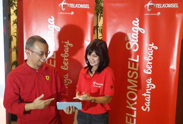 Photo of Telkomsel Gelar Posko Mudik & Mudik Bareng