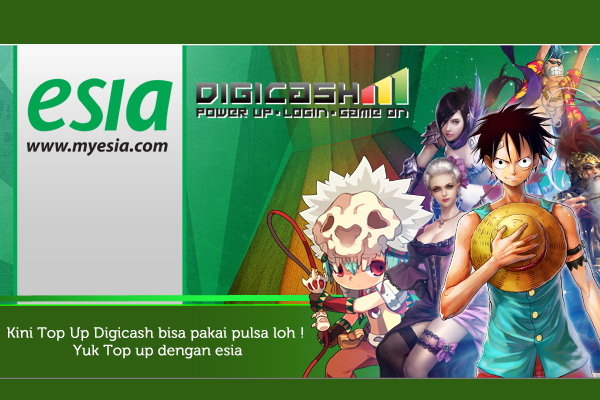 Photo of Belanja Konten Digital Pake Pulsa Esia