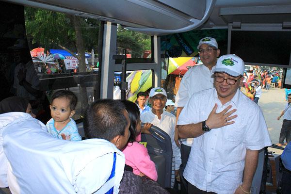 Indosat Mudik GRATIS bagi Outlet dan Community