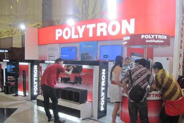 Polytron ikut memeriahkan Diaspora ke 2 di Indonesia