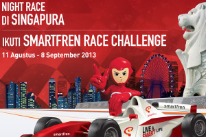 Smartfren Race Challenge 1 ok